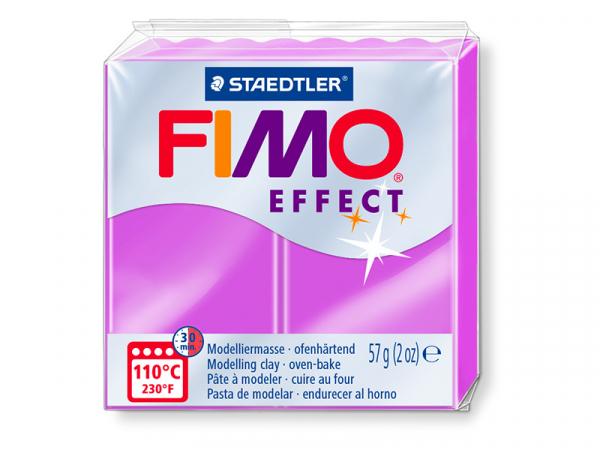 Acheter Pâte Fimo Effect Néon 57gr Violet 601 - 1,99€ en ligne sur La Petite Epicerie - Loisirs créatifs