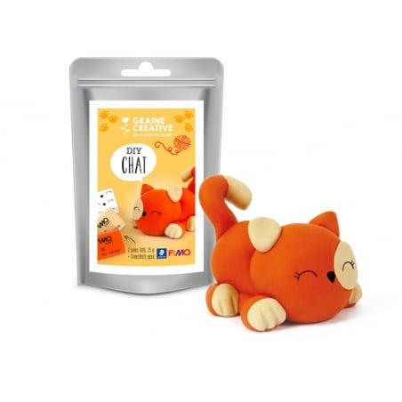 Acheter Mini Kit FIMO - Le Chat - 6,99€ en ligne sur La Petite Epicerie - Loisirs créatifs