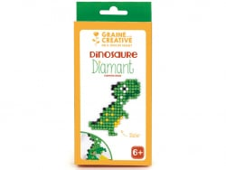 Acheter Kit Diamant mosaïque - Dinosaure - 2,49€ en ligne sur La Petite Epicerie - Loisirs créatifs