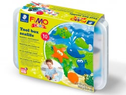 Acheter Kit Fimo kids - Fabrique tes figurines de l'océan - 18,99€ en ligne sur La Petite Epicerie - Loisirs créatifs