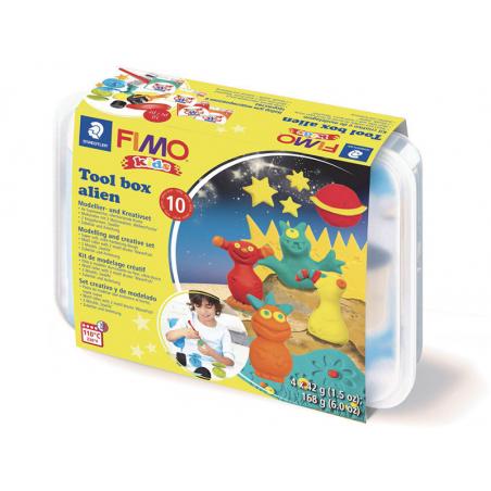 Acheter Kit Fimo kids - Fabrique tes figurines extraterrestres - 18,99€ en ligne sur La Petite Epicerie - Loisirs créatifs
