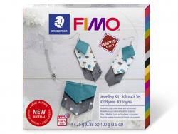 Acheter Coffret kit de fabrication en Fimo cuir - Création de bijoux - 12,49€ en ligne sur La Petite Epicerie - Loisirs créa...