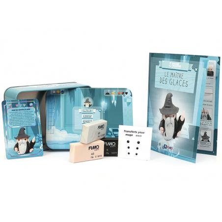 Acheter Coffret Collector FIMO - Mes figurines fantastiques - Le Mage - 13,89€ en ligne sur La Petite Epicerie - Loisirs cré...
