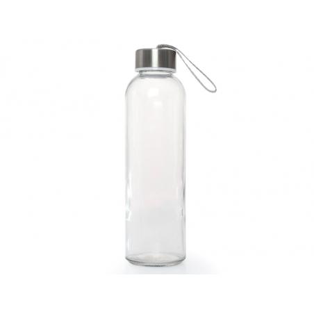 Acheter Gourde écologique en verre 50cl avec bouchon à vis - 3,99€ en ligne sur La Petite Epicerie - Loisirs créatifs