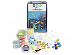 Acheter L'univers des extraterrestres - kit d'activités créatives pour enfants - 29,99€ en ligne sur La Petite Epicerie - Lo...