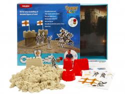 Acheter Kit de sable magique / sable à modeler - château - 19,99€ en ligne sur La Petite Epicerie - Loisirs créatifs