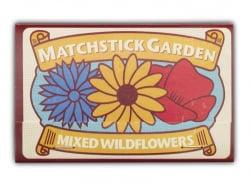 Acheter Allumettes graines de fleurs sauvages à faire pousser - 2,59€ en ligne sur La Petite Epicerie - Loisirs créatifs