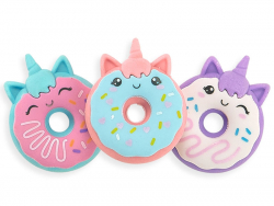 Acheter 3 gommes licornes donuts - 4,49€ en ligne sur La Petite Epicerie - Loisirs créatifs