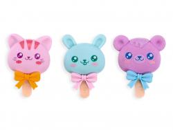 Acheter 3 gommes sucettes chatons mignons - 4,49€ en ligne sur La Petite Epicerie - Loisirs créatifs