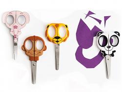 Acheter Ciseaux pour enfants - Singe - 2,99€ en ligne sur La Petite Epicerie - Loisirs créatifs