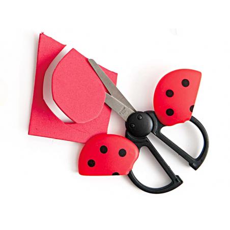 Acheter Ciseaux pour enfants - Coccinelle - 2,99€ en ligne sur La Petite Epicerie - Loisirs créatifs