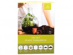 Acheter DIY Bouteille terrarium 5L set - 46,99€ en ligne sur La Petite Epicerie - Loisirs créatifs