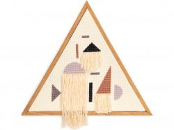 Acheter Grand cadre triangulaire pour ouvrage, broderie, punch needle 27,7 x 24 cm - 10,99€ en ligne sur La Petite Epicerie ...
