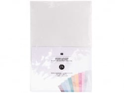 Acheter Lot de 10 feuilles de caoutchouc mousse A4 - plaques pastelles à paillettes - 7,19€ en ligne sur La Petite Epicerie ...