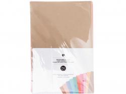Acheter Lot de 10 feuilles de caoutchouc mousse A4 - plaques couleur nature - 6,19€ en ligne sur La Petite Epicerie - Loisir...