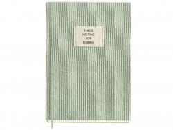 Acheter Carnet A5 - couverture velours vert d'eau - 9,79€ en ligne sur La Petite Epicerie - Loisirs créatifs