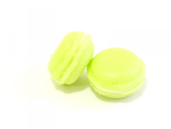 1 mini macaron - pistache