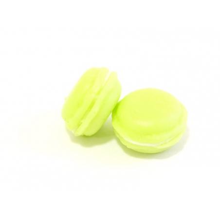 1 Tiny Macaron - pistachio green