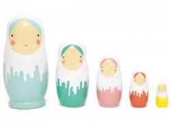 Acheter Poupées russes - couleurs pop - 22,99€ en ligne sur La Petite Epicerie - Loisirs créatifs