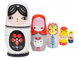 Acheter Poupées russes - Fleurs and friends - 22,99€ en ligne sur La Petite Epicerie - Loisirs créatifs
