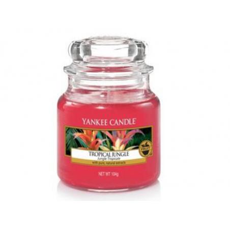 Acheter Bougie Yankee Candle - Jungle tropicale / Tropical Jungle - Petite jarre - 11,89€ en ligne sur La Petite Epicerie - ...