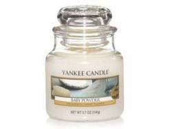 Acheter Bougie Yankee Candle - Talc pour bébé / Baby Powder - Petite jarre - 11,89€ en ligne sur La Petite Epicerie - Loisir...