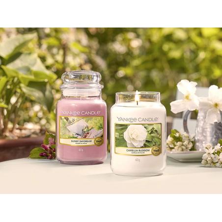 Acheter Bougie Yankee Candle - Camélia en fleurs / Camellia Blossom - Petite jarre - 11,89€ en ligne sur La Petite Epicerie ...