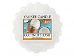Acheter Bougie Yankee Candle - Eau de noix de coco / Coconut Splash - Tartelette de cire - 2,29€ en ligne sur La Petite Epic...