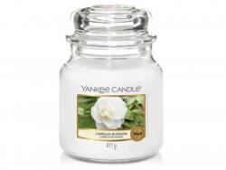 Acheter Bougie Yankee Candle - Camélia en fleurs / Camellia Blossom - Moyenne Jarre - 24,89€ en ligne sur La Petite Epicerie...