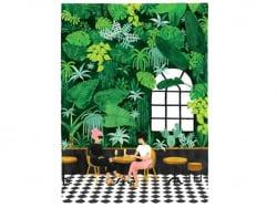Acheter Affiche aquarelle - Café en terrasse - 50 x 70 cm - ATWS - 44,99€ en ligne sur La Petite Epicerie - Loisirs créatifs