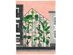 Acheter Affiche aquarelle - Greenhouse - 50 x 70 cm - ATWS - 44,99€ en ligne sur La Petite Epicerie - Loisirs créatifs