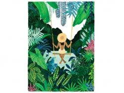 Acheter Affiche aquarelle - Balançoire - 50 x 70 cm - ATWS - 44,99€ en ligne sur La Petite Epicerie - Loisirs créatifs