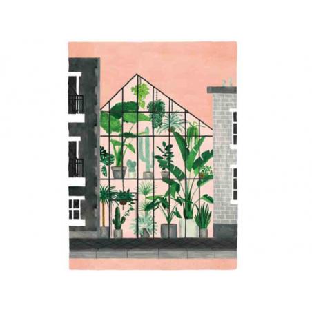 Acheter Affiche aquarelle - Greenhouse - 29,7 x 39,7 cm - 23,99€ en ligne sur La Petite Epicerie - Loisirs créatifs
