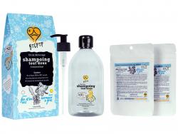 Acheter Coffret cadeau kit de démarrage - Shampoing tout doux - cheveux normaux à gras - 21,99€ en ligne sur La Petite Epice...