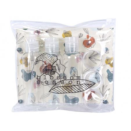 Acheter Set de voyage - Blossom season - 5,99€ en ligne sur La Petite Epicerie - 100% Loisirs créatifs