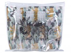 Acheter Set de voyage - Jungle lovers - 5,99€ en ligne sur La Petite Epicerie - Loisirs créatifs