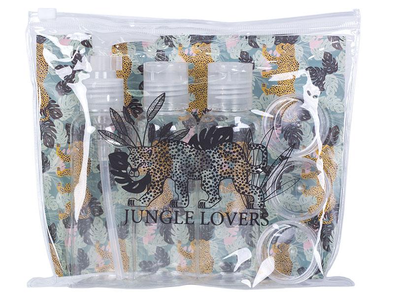 Acheter Set de voyage - Jungle lovers - 5,99€ en ligne sur La Petite Epicerie - 100% Loisirs créatifs