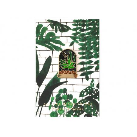 Acheter Pin's terrarium - ATWS - 8,99€ en ligne sur La Petite Epicerie - 100% Loisirs créatifs