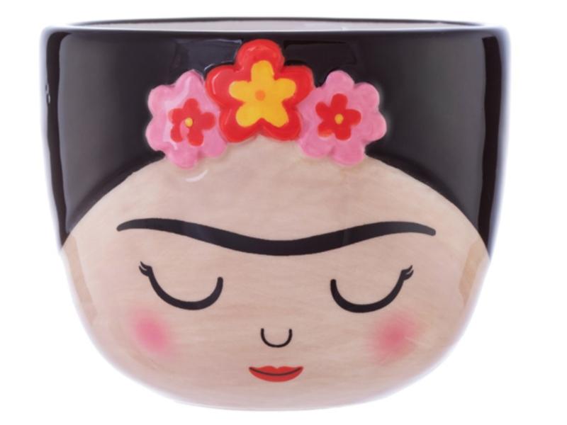 Acheter Petit pot à plante Frida Kahlo - 9,49€ en ligne sur La Petite Epicerie - 100% Loisirs créatifs