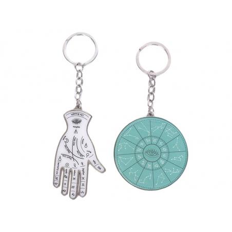 Acheter Lot de 2 porte-clés - Mystique - 11,99€ en ligne sur La Petite Epicerie - Loisirs créatifs