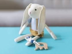 Acheter Lot de 6 perles plates de 12 mm en silicone - Blanc - 2,99€ en ligne sur La Petite Epicerie - Loisirs créatifs