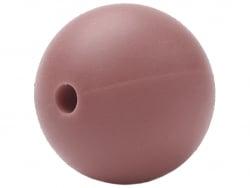 Acheter Lot de 5 perles rondes de 12 mm en silicone - Terracotta - 2,99€ en ligne sur La Petite Epicerie - Loisirs créatifs