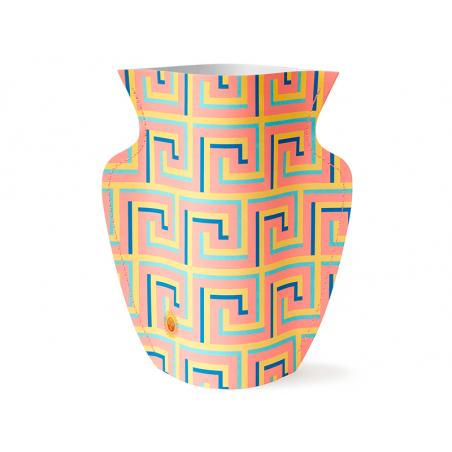 Acheter Petit vase en papier Octaevo - Icarus pêche - 13,99€ en ligne sur La Petite Epicerie - Loisirs créatifs