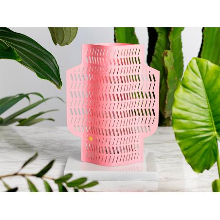 Acheter Grand vase en papier Octaevo - Aurea rose - 22,99€ en ligne sur La Petite Epicerie - Loisirs créatifs