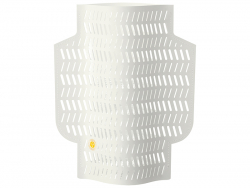 Acheter Grand vase en papier Octaevo - Coral - 22,99€ en ligne sur La Petite Epicerie - Loisirs créatifs