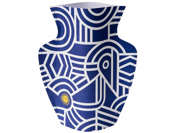 Acheter Grand vase en papier Octaevo - Greco - 22,99€ en ligne sur La Petite Epicerie - Loisirs créatifs