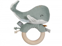Acheter Anneau hochet Baleine Ocean Mint - 10,99€ en ligne sur La Petite Epicerie - Loisirs créatifs