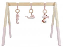 Acheter Arche d'éveil en bois océan rose - Little Dutch - 54,99€ en ligne sur La Petite Epicerie - Loisirs créatifs