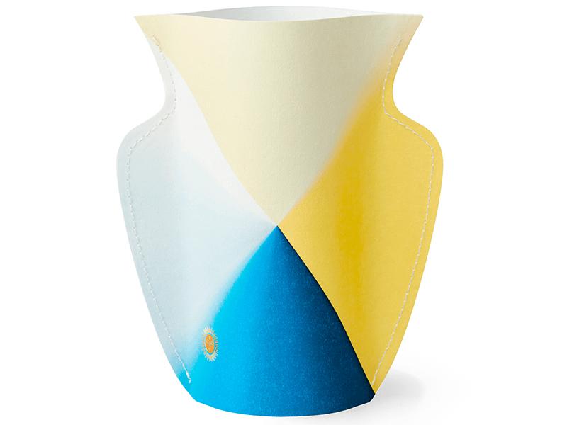 Acheter Petit vase en papier Octaevo - Laguna - 13,99€ en ligne sur La Petite Epicerie - Loisirs créatifs