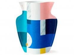 Acheter Petit vase en papier Octaevo - Scala - 13,99€ en ligne sur La Petite Epicerie - Loisirs créatifs